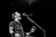 Godsmack concert photo VUHLA